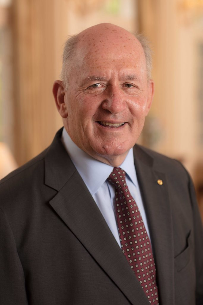 Gen The Hon Sir Peter Cosgrove, AC MC (Retd)