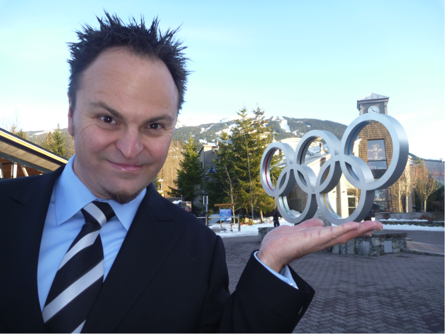 Book Speakers Direct Steven Bradbury photo 2
