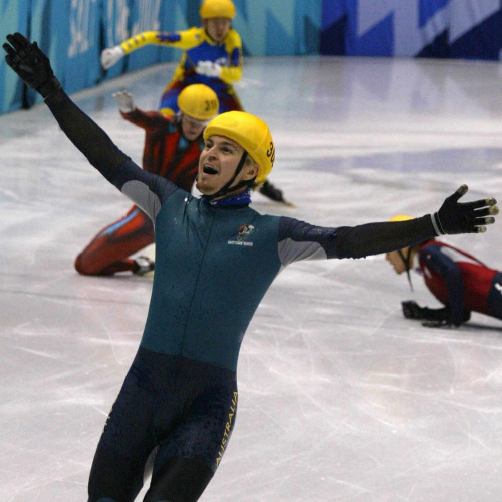 Profile photo - Steven Bradbury Book Speakers Direct