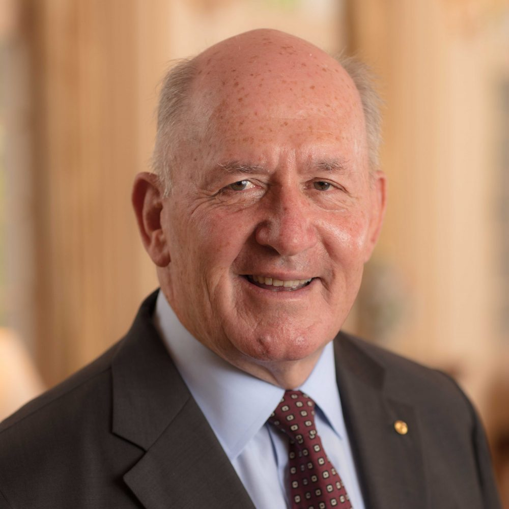 Profile photo - Gen The Hon Sir Peter Cosgrove, AC MC (Retd) Book Speakers Direct