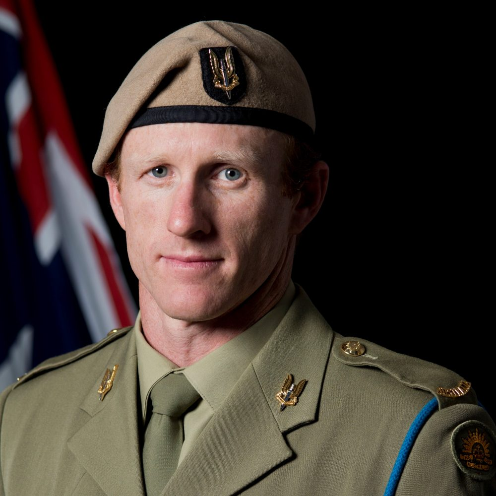 Profile photo - Mark Donaldson VC Book Speakers Direct