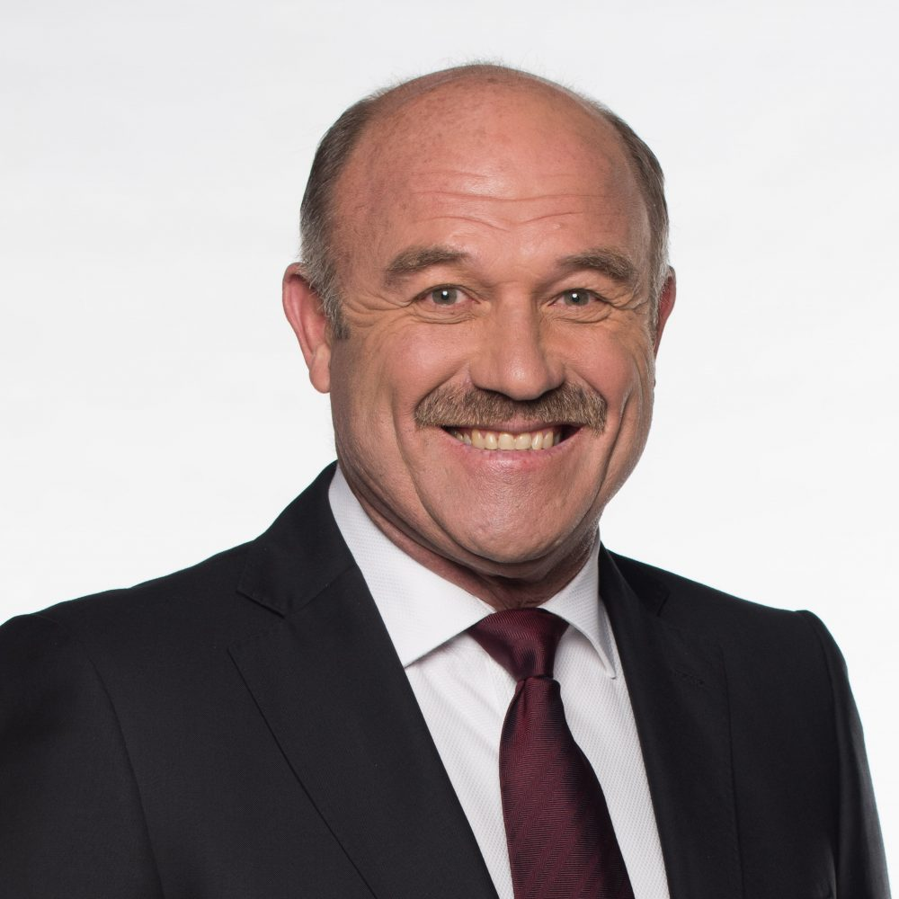 Profile photo - Wally Lewis AM Book Speakers Direct